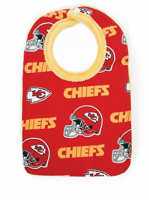 Kansas Chiefs Bib