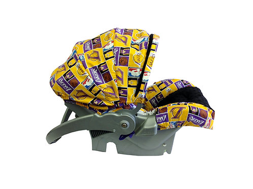Infant Car Seat Cover-Lakers