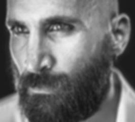 Portrait of fight choreographer Tomer Oz Photography by Olivier Hero Dressen,  https://www.thepassportmovie.com