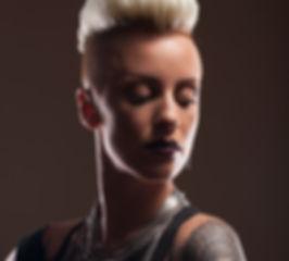 Portrait of Makeup Artist Kathryn Robbins Photography by Olivier Hero Dressen,  https://www.thepassportmovie.com