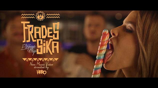 "Music Video Frades and Sika ""Autour D'un verre"""