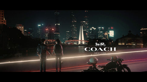 """Commercial Coach """"Missing"""""""