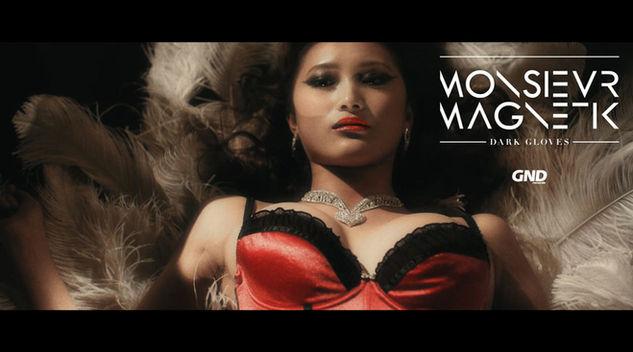 "Music Video Monsieur Magnetik ""Dark Gloves"""