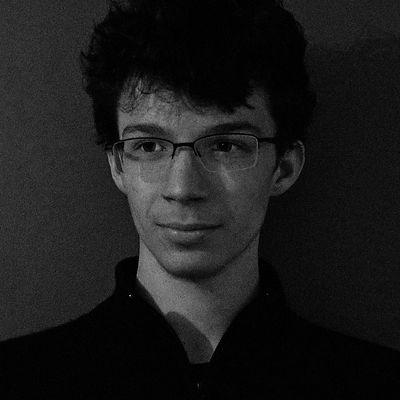 Portrait of assistant editor Arthur Muller,  https://www.thepassportmovie.com