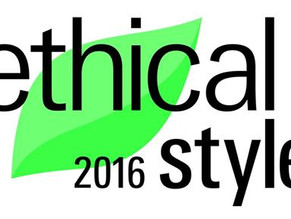 Terra Wash+Mg has been selected as 'Ethical Style'  in Tendence 2016