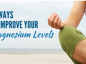 How to Improve Our Magnesium Levels?