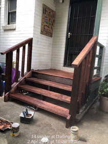 NEW DECK,STAIR AND RAILING