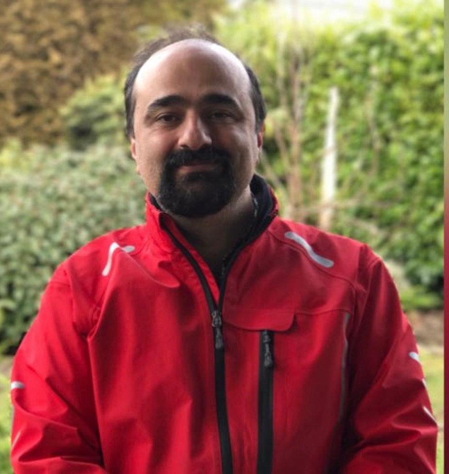 Ehsan Oveisi