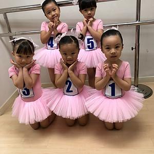 Ballet Exam Day
