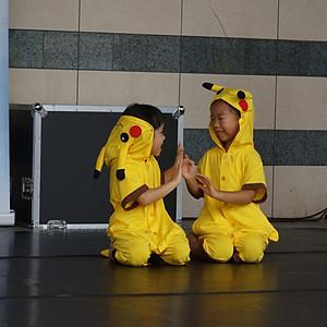 與鄰共舞 : Pikachu