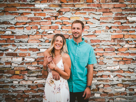Jackie + Colby | Bozeman Engagement Photographer