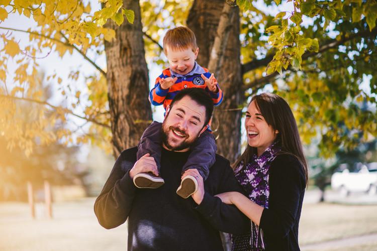 Glen Lake Rotary Park Family Photography