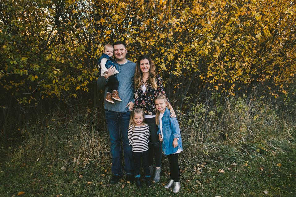 Bozeman Family Photos at Glen Lake Rotary Park in Bozeman Montana