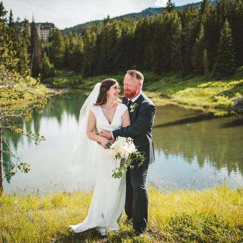 BIG SKY WEDDING