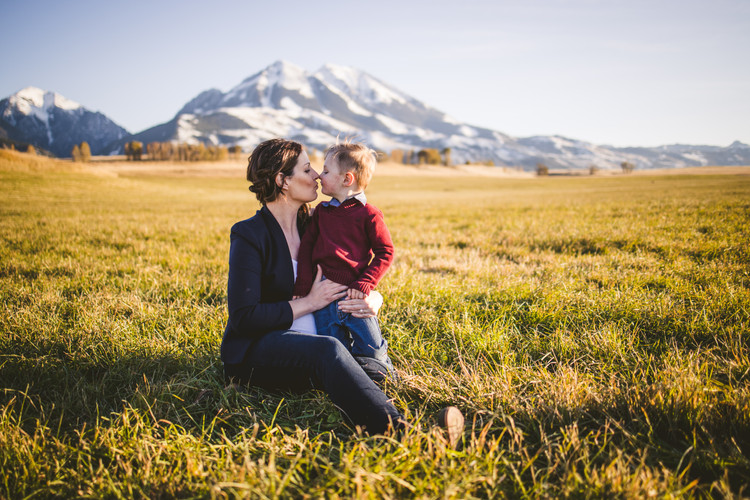 Family Photography at Sage Lodge