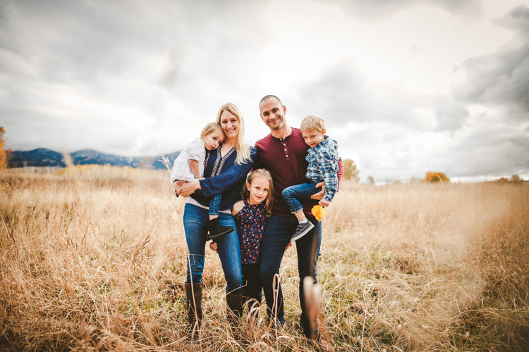 Bozeman Family Photos in Bozeman, Montana
