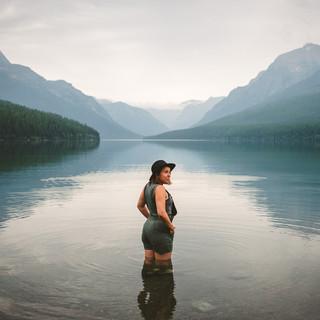 Glacier National Park 40 Watt Photo