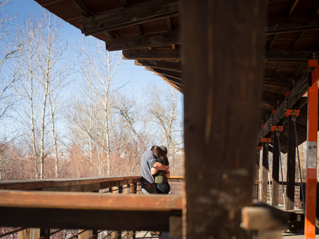 Tanner + Malena / Engagement