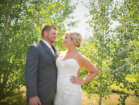 Aimee + Kraig / Flying D Ranch Wedding