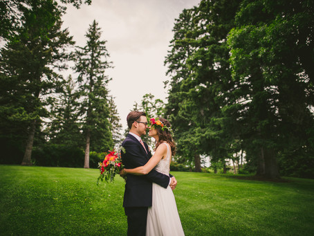 Allison + Tyler Bozeman Elopement | Bozeman Wedding Photographer
