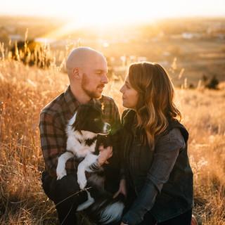 Mallory Brian and Ellie Regan Bozeman Wedding Photographer