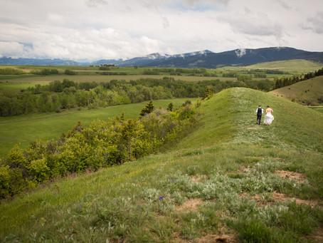 Jane + Wilson / Baxter Ranch Wedding