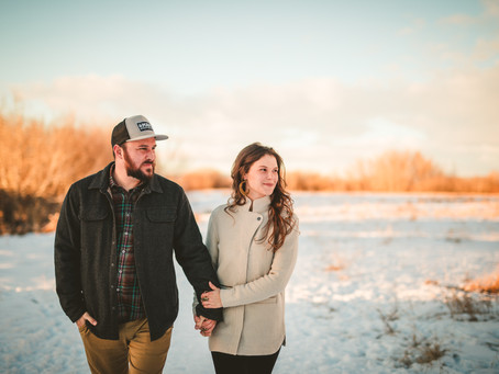 5 Tips for Winter Photo Shoots | Bozeman Photographer | 40 Watt Photo