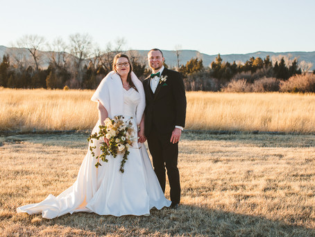 Samantha + James | Headwaters Ranch | Bozeman Wedding
