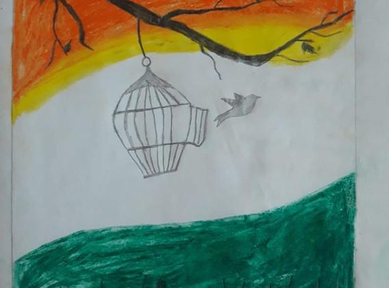 Art by Galiba Saheen