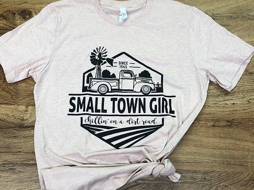 SMALL TOWN GIRL TRUCK