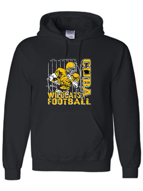 7th & 8th grade ROSTER PULL OVER HOODIE