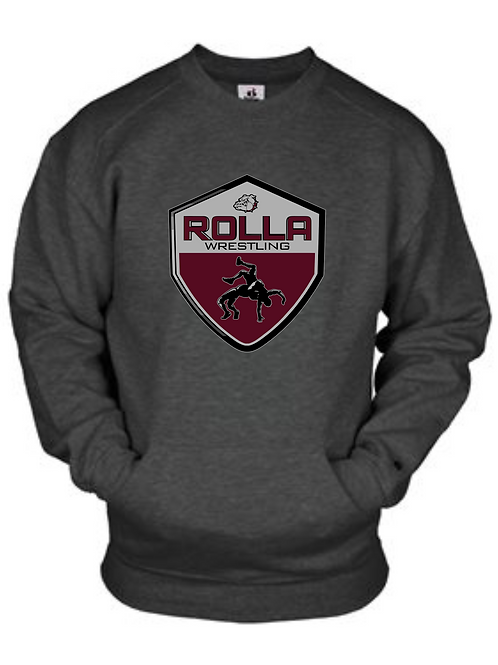 ROLLA BULLDOGS POCKET SWEATSHIRT