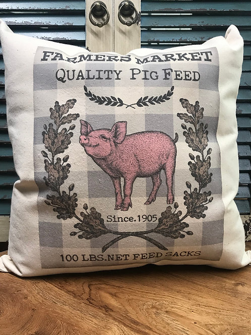 FARMERS MARKET PIG FEED