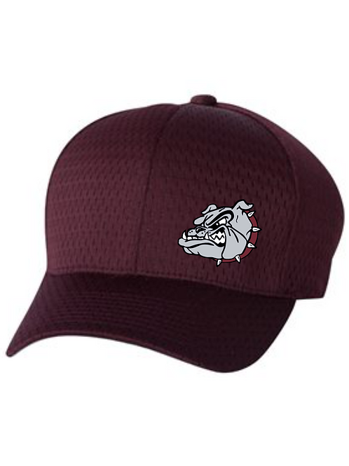 ROLLA BULLDOGS FLEXFIT EMBROIDERED - MAROON