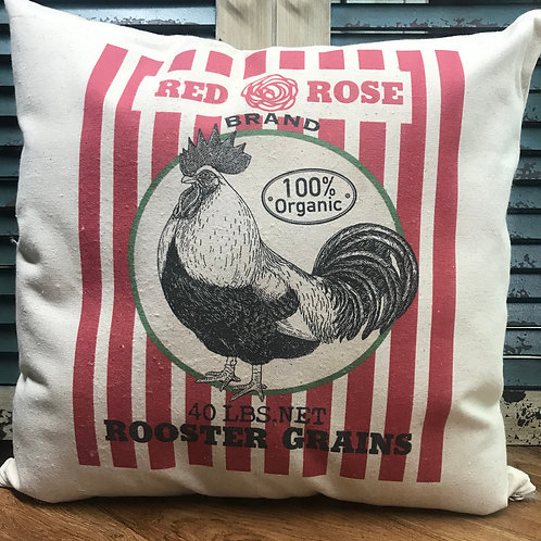 RED ROSE ROOSTER GRAIN