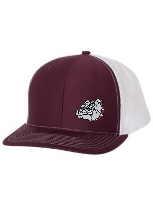 ROLLA BULLDOGS RICHARDSONS 112 MAROON - WHITE