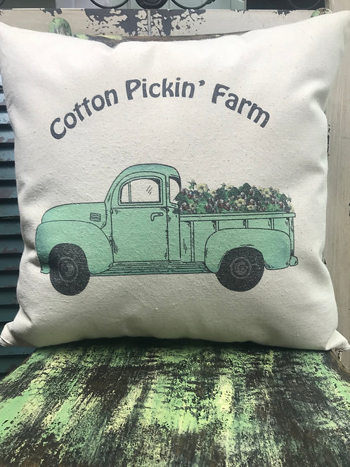 COTTON PICKIN' FARM