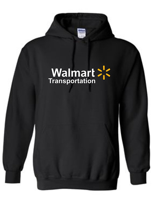 Walmart Transportation with Spark Hoodie