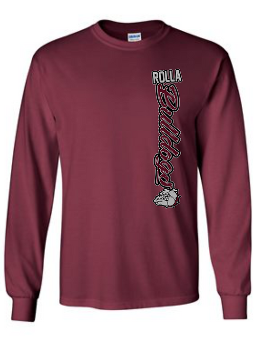 ROLLA BULLDOGS WRESTLING YOUTH LS