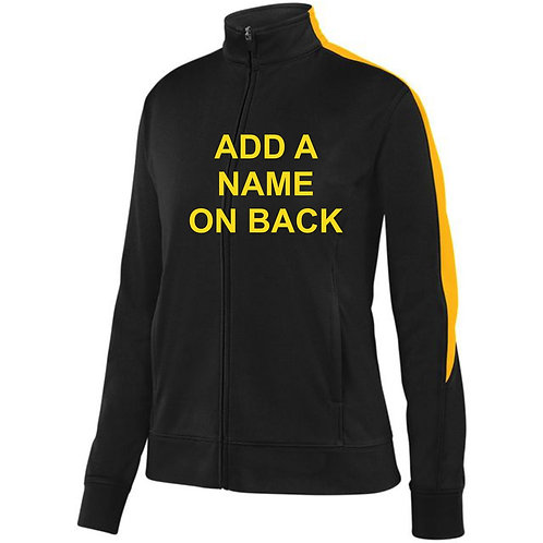 Add A Name On Back