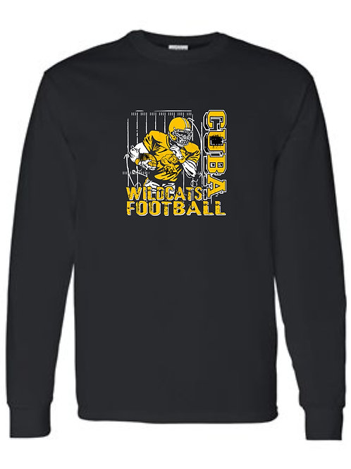 3rd & 4th grade ROSTER LONG SLEEVE T