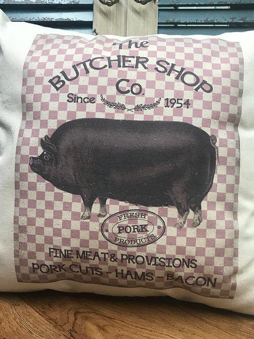 THE BUTCHER SHOP CO.