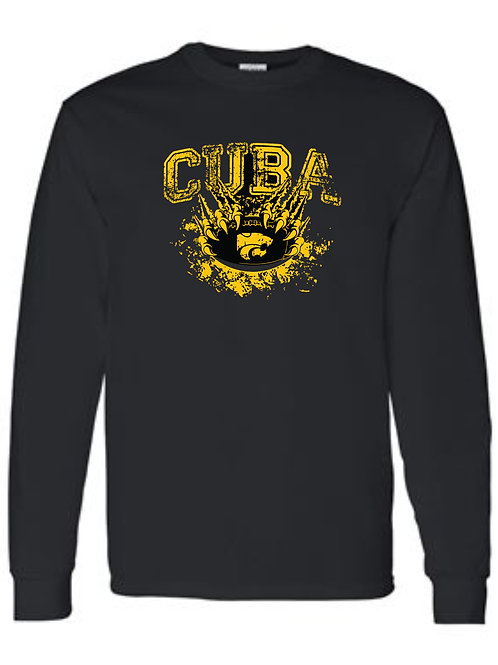 FOOTBALL WITH CLAWS PERFORMANCE LONG SLEEVE