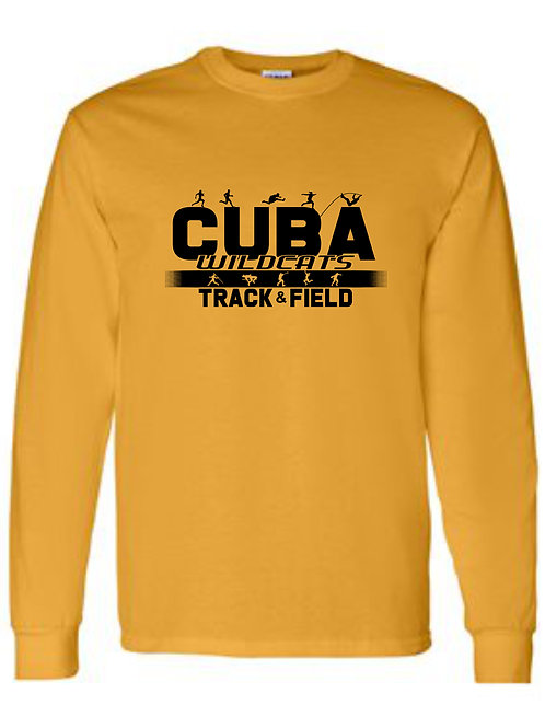 Gildan Heavy Cotton Long Sleeve T