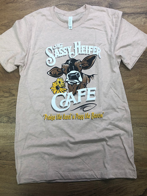 SASSY HEIFER CAFE BUNDLE BAG