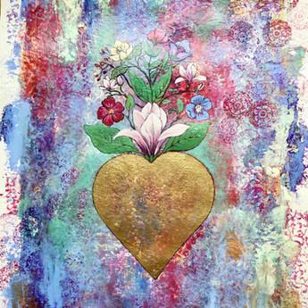 Corazón Florece