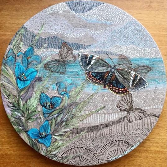 Mariposa Chagual