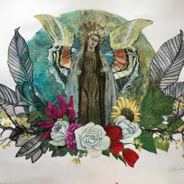Con Flores a Maria