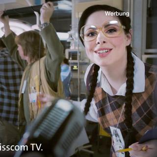 Werbung «Swisscom TV» 2011