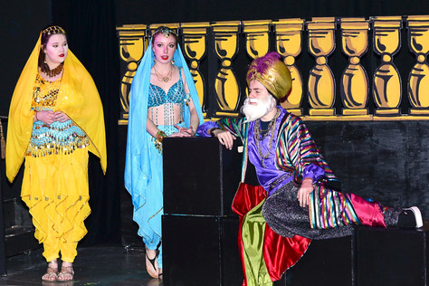 Aladdin Jr Opening Night CANCELLED!